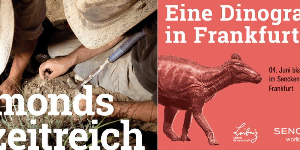 Monatsgewinnspiel Juli 2020: Familientickets für das Senckenberg-Museum