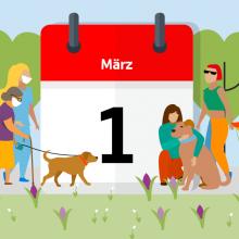 Das bringt der März: Finanzen, Frauentag, Frühling und Frisuren