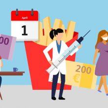 Mehr Lohn, Änderungen beim Führerschein, Impfungen in Arztpraxen