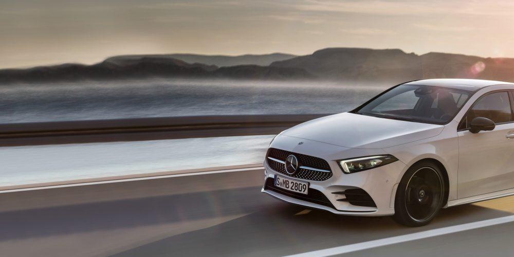 Beste Gewinnchancen auf eine von bis zu 60 Mercedes Benz A-Klassen oder bis zu 100.000 Euro