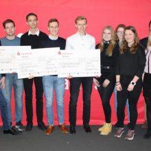 Siegerehrung beim Planspiel Börse – Hanauer Teams überregional erfolgreich