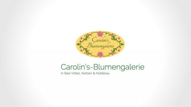 Carolin's Blumengalerie