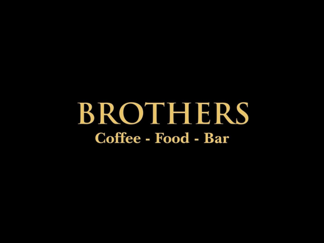 BROTHERS Coffee-Food-Bar