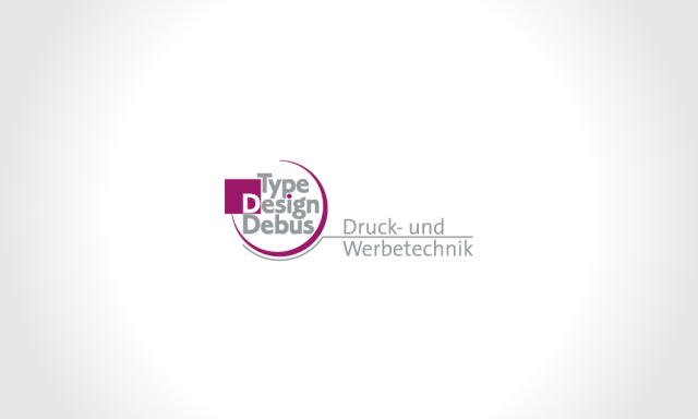 Type Design Debus Werbetechnik