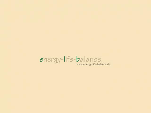 Energy Life Balance