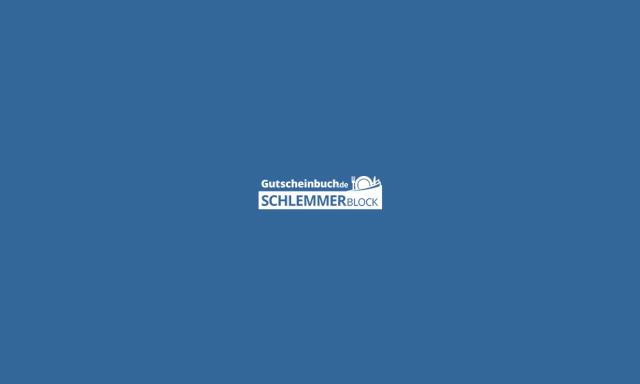 Gutscheinbuch.de Schlemmerblock