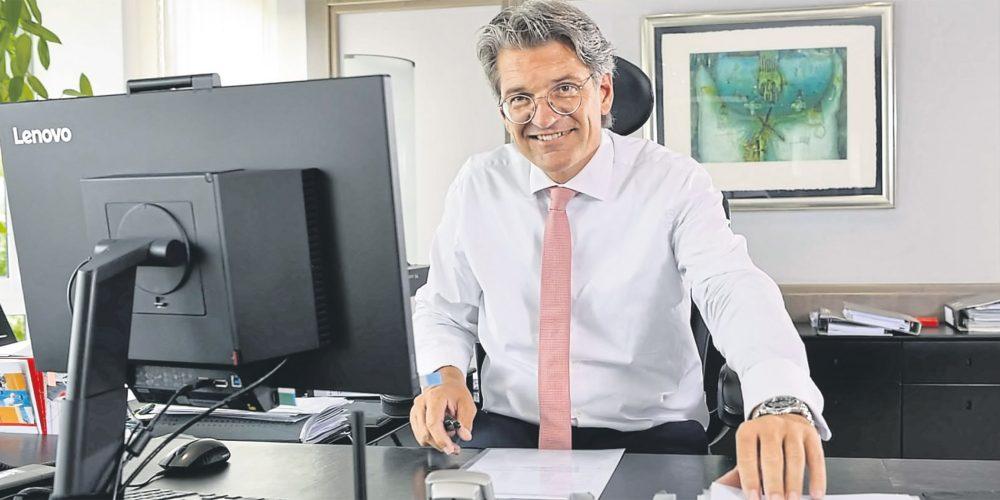 Interview mit Dr. Ingo Wiedemeier