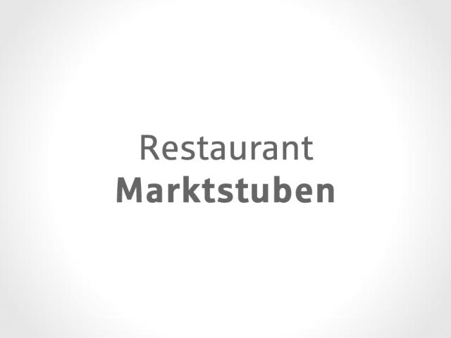Restaurant Marktstuben