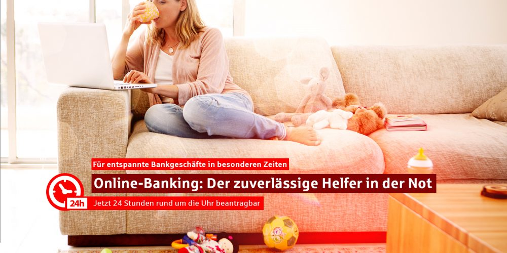 Online-Banking: Bankgeschäfte per Mausklick erledigen