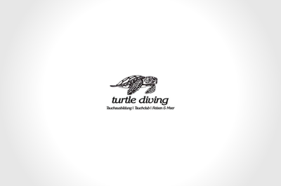 turtle-diving
